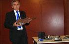 Jendrék Miklós – az Ericsson- és Öveges-díjjal kitüntetett – fizikatanár