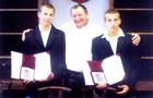 A Nagy testvérek városi kitüntetése
